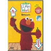 Sesame Street - Elmo's World - Opposites