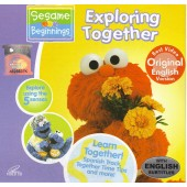 Sesame Street - Sesame Beginnings - Exploring Together (VCD)