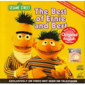 Sesame Street - The Best of Ernie and Bert (VCD)