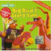 Sesame Street - Big Bird's Story Time (VCD)