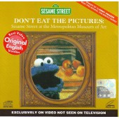 Sesame Street - Don't Eat The Pictures (VCD)