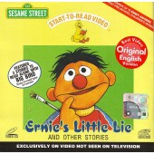 Sesame Street - Ernie's Little Lie and other stories (VCD)