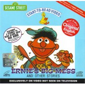 Sesame Street - Ernie's Big Mess and other stories (VCD)