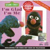 Sesame Street - I'm Glad, I'm Me (VCD)