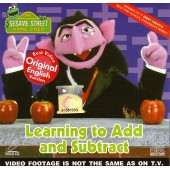Sesame Street - Learning to Add and Subtract (VCD)