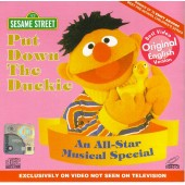 Sesame Street - Put Down The Duckie (VCD)