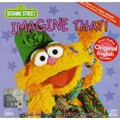 Sesame Street - Imagine That (VCD)