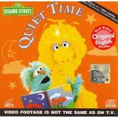 Sesame Street - Quiet Time (VCD)