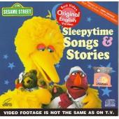 Sesame Street - Sleepytime Songs & Stories (VCD)