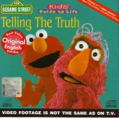 Sesame Street - Telling The Truth (VCD)