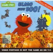 Sesame Street - Elmo Says Boo! (VCD)