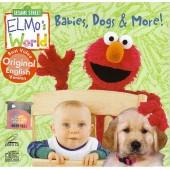 Sesame Street - Elmo's World - Babies, Dogs & More! (VCD)