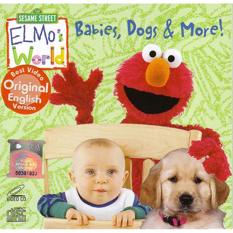 Babies, Dogs & More! (VCD