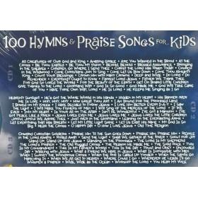 100 Hymns & Praise Songs For Kids (3-CD Set)