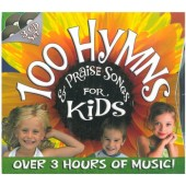 100 Hymns & Praise Songs For Kids (3-CD Set)