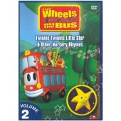 The Wheels on the Bus Vol. 2 - Twinkle Twinkle Little Star & Other Nursery Rhymes