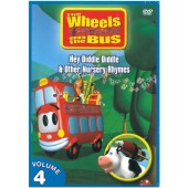 The Wheels on the Bus Vol. 4 - Hey Diddle Diddle & Other Nursery Rhymes