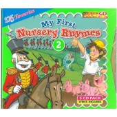 My First Nursery Rhymes 2 (5-CD Pack)
