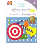 So Smart! Vol 1 - Baby's Beginnings - Sights & Sound and Musical Instruments