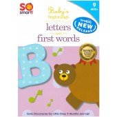 So Smart! Vol 2 -  Baby's Beginnings - Letters and First Words