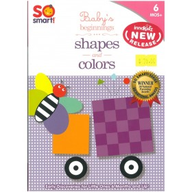So Smart! Vol 3 -  Baby's Beginnings - Shapes and Colors