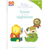 So Smart! Vol 4 - Baby's First-word Stories - House and Nighttime