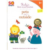 So Smart! Vol 5 - Baby's First-word Stories - Pets and Outside