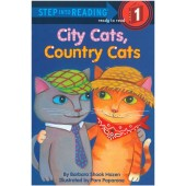 Step into Reading - City Cats, Country Cats