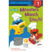 Step into Reading - Monsters Munch Lunch!