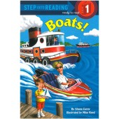 Step into Reading - Boats!