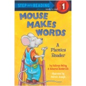 Step into Reading-phonics - Mouse Makes Words (A Phonics Reader)