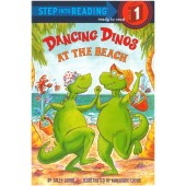Step into Reading - Dancing Dinos At The Beach