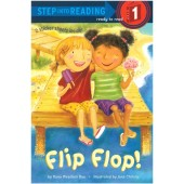 Step into Reading - Flip Flop! (Sticker Book!)