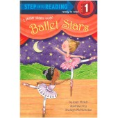 Step into Reading - Ballet Stars (Sticker Book!)