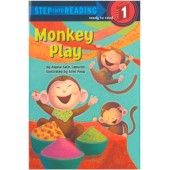Step into Reading - Monkey Play