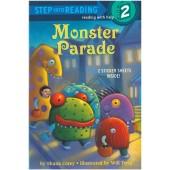 Step into Reading - Monster Parade (Sticker Book!)