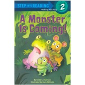 Step into Reading - A Monster Is Coming!