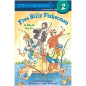 Step into Reading-math - Five Silly Fishermen (A Math Reader)