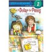 Step into Reading-math - A Dollar For Penny (A Math Reader)