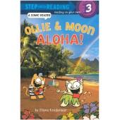 Step into Reading - Ollie & Moon Aloha!