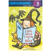 Step into Reading - Little Witch Learns To Read
