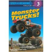 Step into Reading - Monster Trucks!