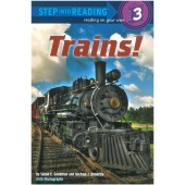 Step into Reading - Trains!