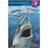 Step into Reading - Hungry, Hungry Sharks!