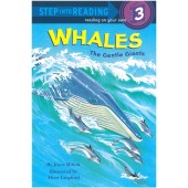 Step into Reading - Whales The Gentle Giants