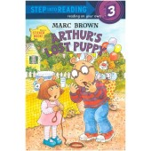 Step into Reading - Marc Brown - Arthur's Lost Puppy (Sticker Book!)
