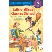 Step into Reading - Little Witch Goes To School