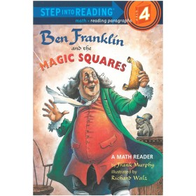 Step into Reading-math - Ben Franklin And The Magic Squares (A Math Reader)
