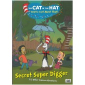 The Cat In The Hat - Secret Super Digger