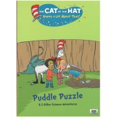 The Cat In The Hat - Puddle Puzzle